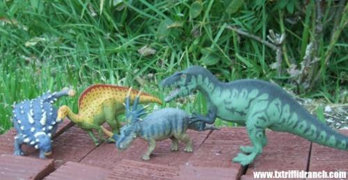 Battat dinosaurs