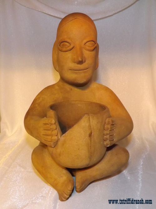 Figurine Front