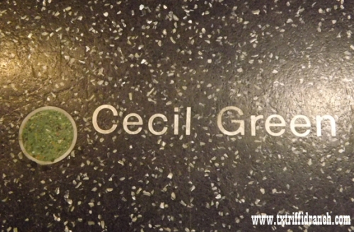 Cecil Green