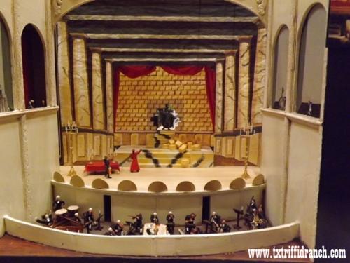 Amadeus diorama