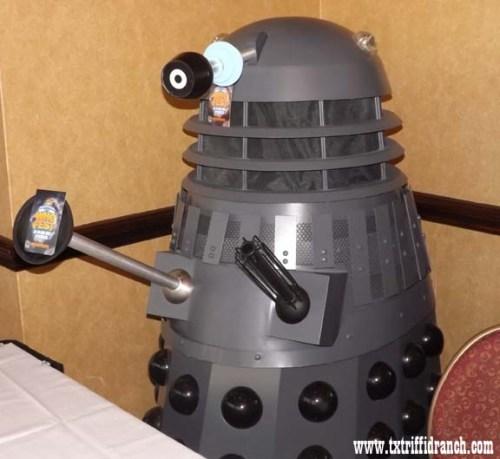 Dalek - Oblique