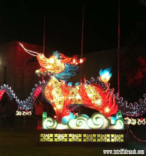 Chinese Lantern Festival - Kirin