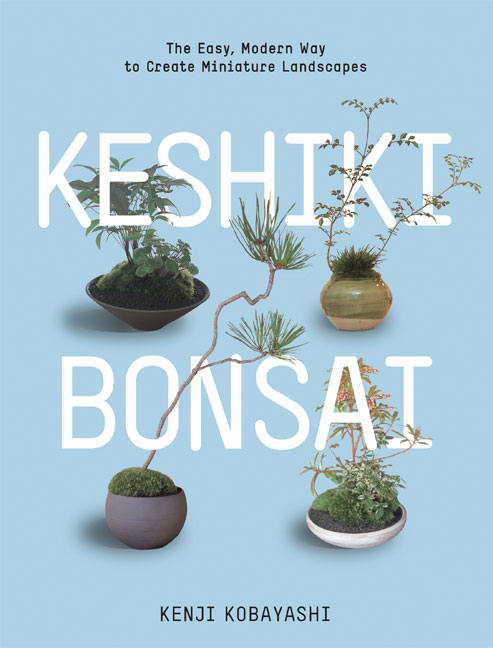 Keshiki Bonsai cover