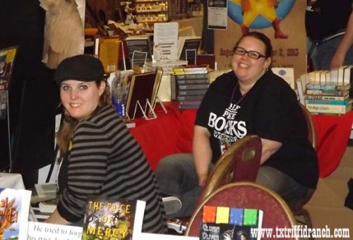 Half Price Books crew