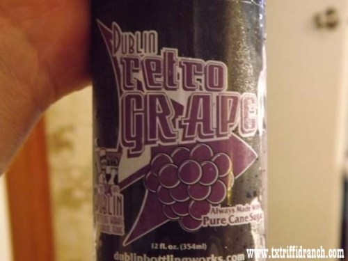 Dublin Retro Grape