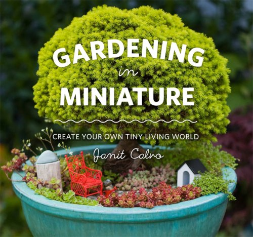 Cover: Miniature Gardens by Janit Calvo