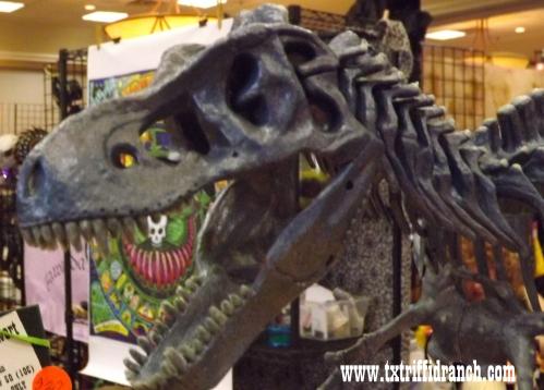 All-Con tyrannosaur