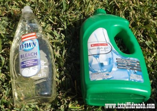 Bog Garden cleansers